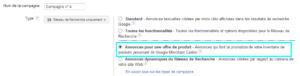 Créer une campagne Google Shopping en Belgique