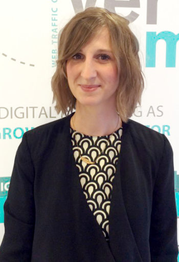 Amandine Dethier - Digital Marketing Consultant