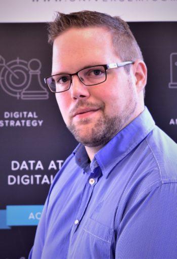 Hugues Villeret | Marketing Manager