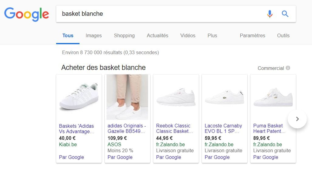 google-shopping-ecommerce